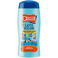 Delice Solaire - Haute Protection Lait Solaire Enfants FP30 250ml