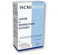 Acniregul contre les imperfections cutanees + crayon correcteur d'imperfections (60 capsules)