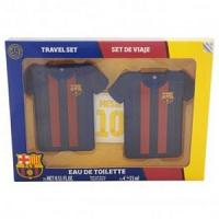 Air-Val FC Barcelona 2 EDT T-shirt Shape + Stickers Réf : 5956
