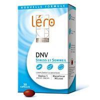 Léro DNV stress et sommeil Surmenage 30 capsules