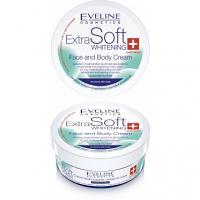 Eveline Extra soft crème Eclarcissante Visage et Corps 200 ml