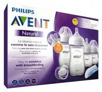 AVENT NATURAL COFFRET NOUVEAU-NÉ SCD301/01