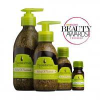 Macadamia Natural Oil Healing Oil Treatment - Huile Thérapeutique pour Tous les Types de Cheveux FP 125ml