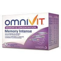 Omnivit Memory Intense 60 gélules