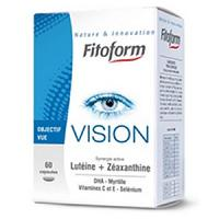 Nature & Innovation fitoform vision 60 capsules