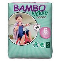 Bambo Nature Culotte d'Apprentissage Taille 6 (XL +18 KG /18)
