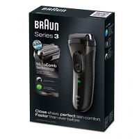 Braun Rasoir électrique rechargeable Series-3  3020s