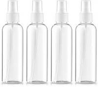 Flacons Spray Vide 50 ml Vaporisateur Fine Brume de Voyage Bouteille Transparent 1Pièce
