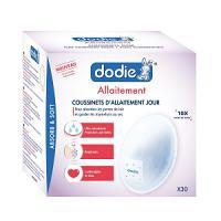 Dodie Coussinet Allaitement Adhésif Jour x30
