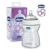 CHICCO Biberon Step Up 3 6 Mois+ Allaitement 330ml