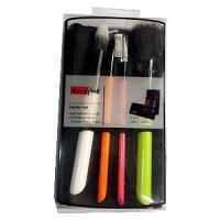Meng Ping Coffret Essentiels 4 Pinceaux de Maquillage