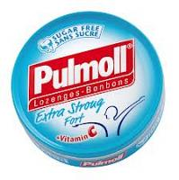 pulmoll bonbons Extra strong fort + vitamine C sans sucre