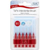 TEPE Brossettes Originales Rouge 0.5mm
