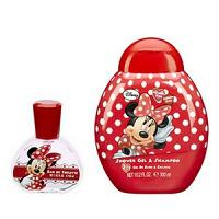 Air-Val Minnie Mousse Eau de Toilette 30ml + Gel 300ml Réf : 6122