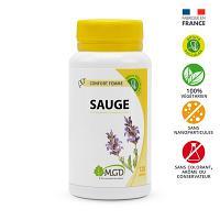MGD sauge 120 gélules