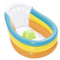 Bestway Baignoire Bébé gonflable pour bébé 0-2 ans