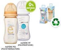 Bébé Confort Biberon maternity (tétine silicone 270 ml mois sans Bisphénol A