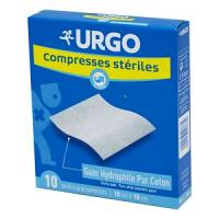 Urgo Compresses Steriles 20X20cm Boite de 10