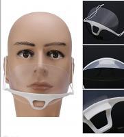 Pack 10  masques transparent smile antibuée