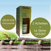 Offre Spéciale Amona huile d'oeufs de fourmis (2 achetées + 1 Offerte)