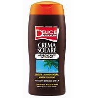 Delice Solaire - Crème solaire bronzage intensif 250 ml