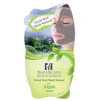 Beauty Secrets Masque facial a la Boue de la Mer Morte Avec l'extrait de Algae 35g