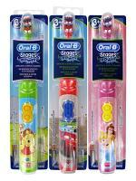 Oral-B Stages Power Brosse à Dents à Piles 3 ans et +